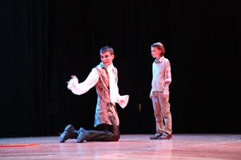 Teatro para niños, niñas y jóvenes