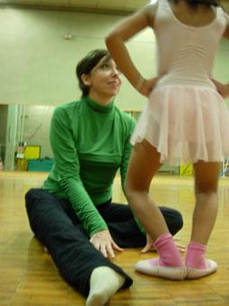 Ballet para alumnos de 4 a 16 años