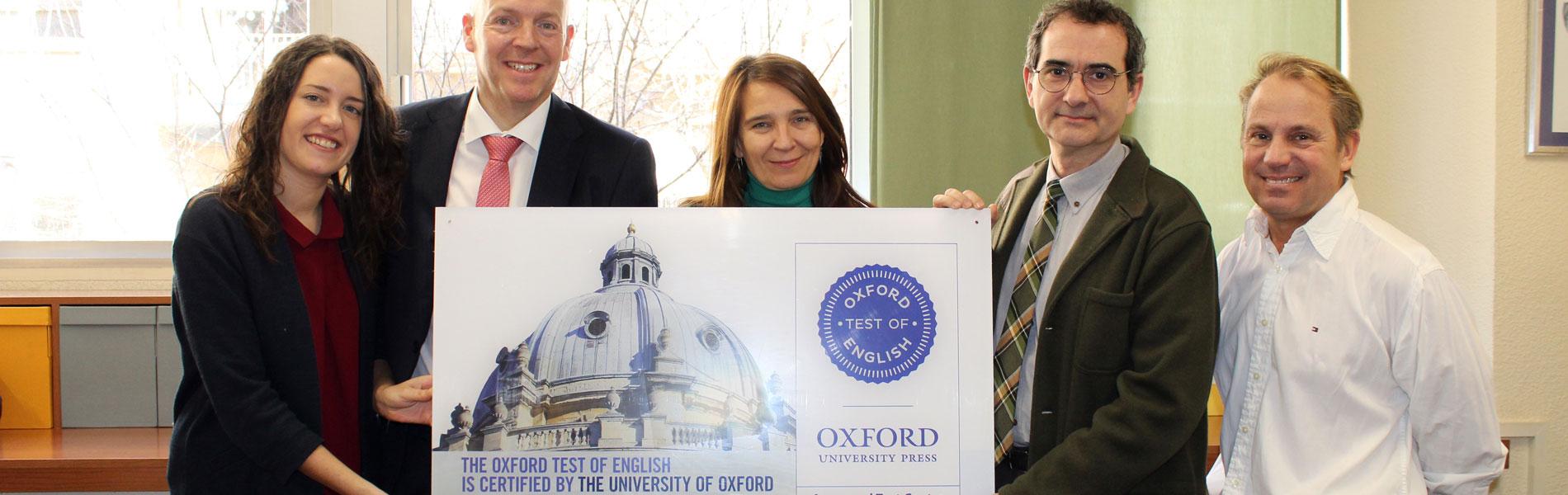 Certificacions oficials d'Oxford