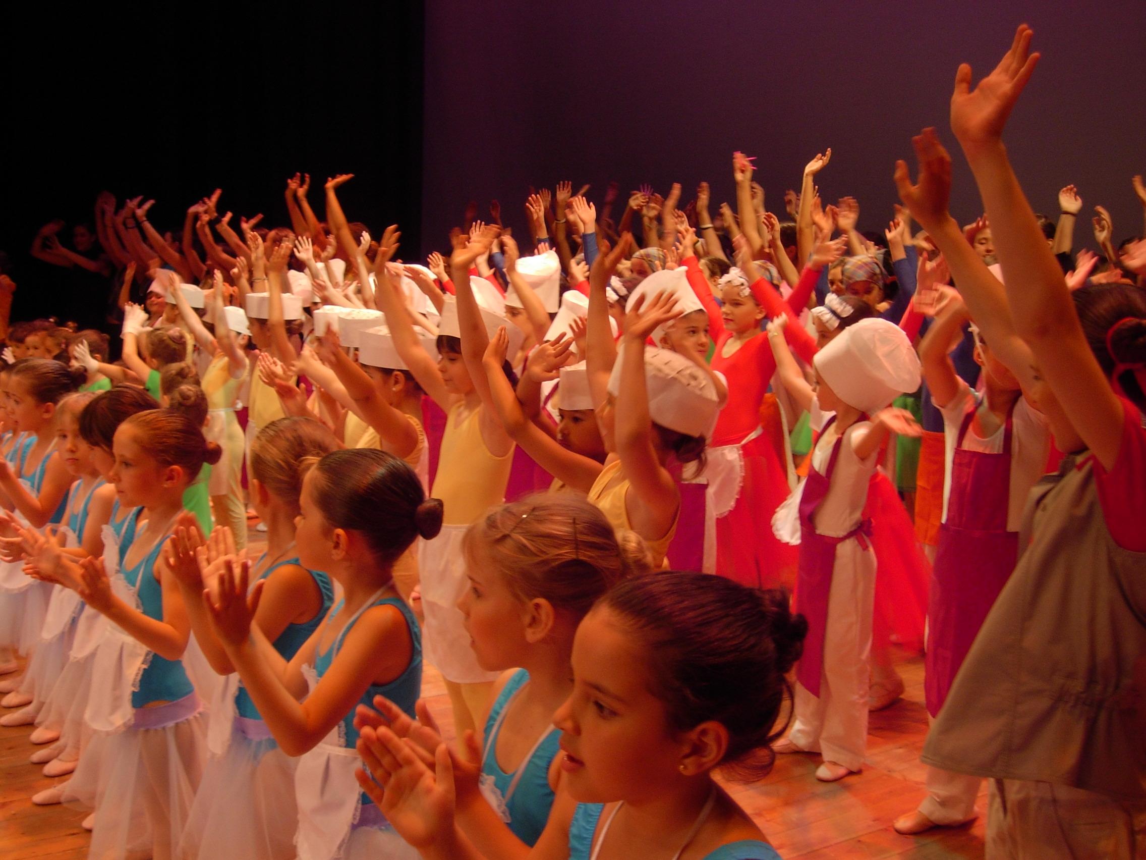 Festival Artes Escénicas: popia fuerza
