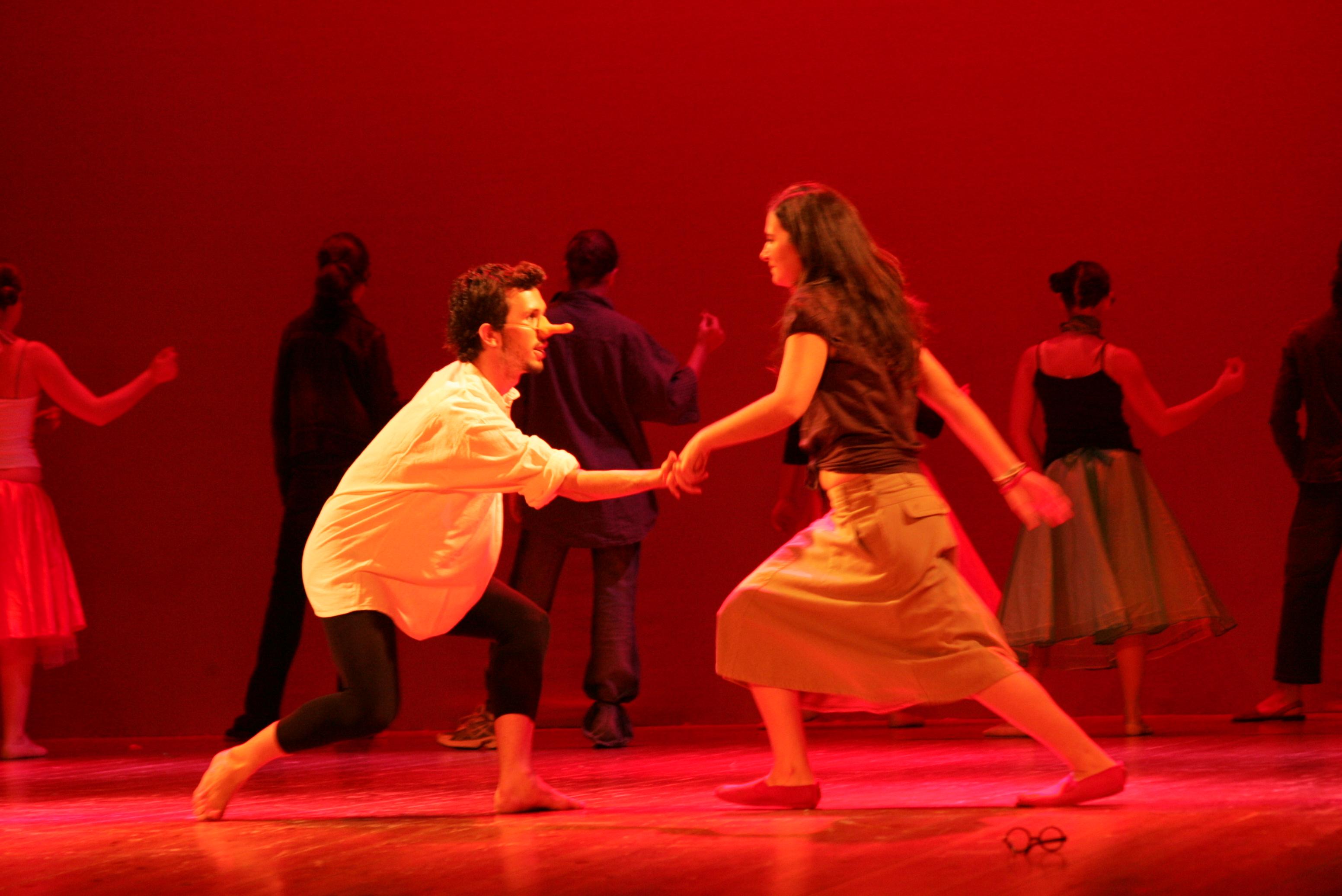 Festival Artes Escénicas: multidisciplinar