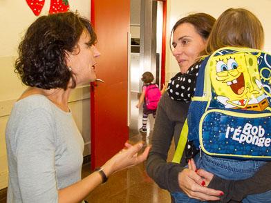 Vetllar per la complicitat educativa amb les families