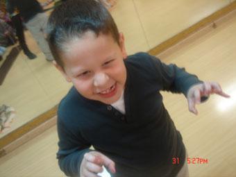 Expressió corporal per a nens i nenes de 3 a 5 anys